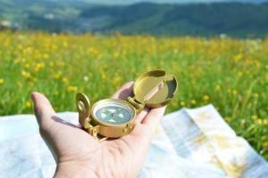 Kompass.Bilde