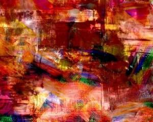 Abstrakt. Bilde